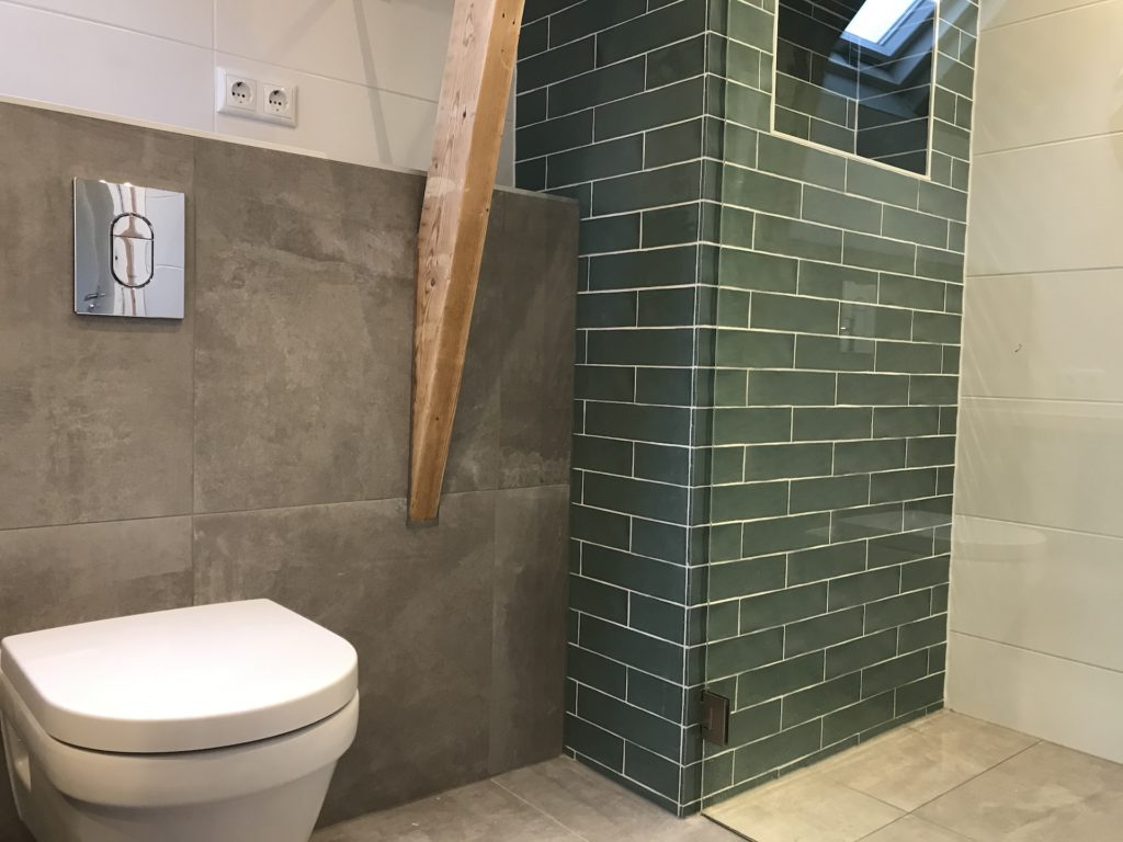 Badkamer sanitair tegelwerk - Home Repair - Timmerwerk en onderhoud 03